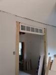 living room/dining room entrance